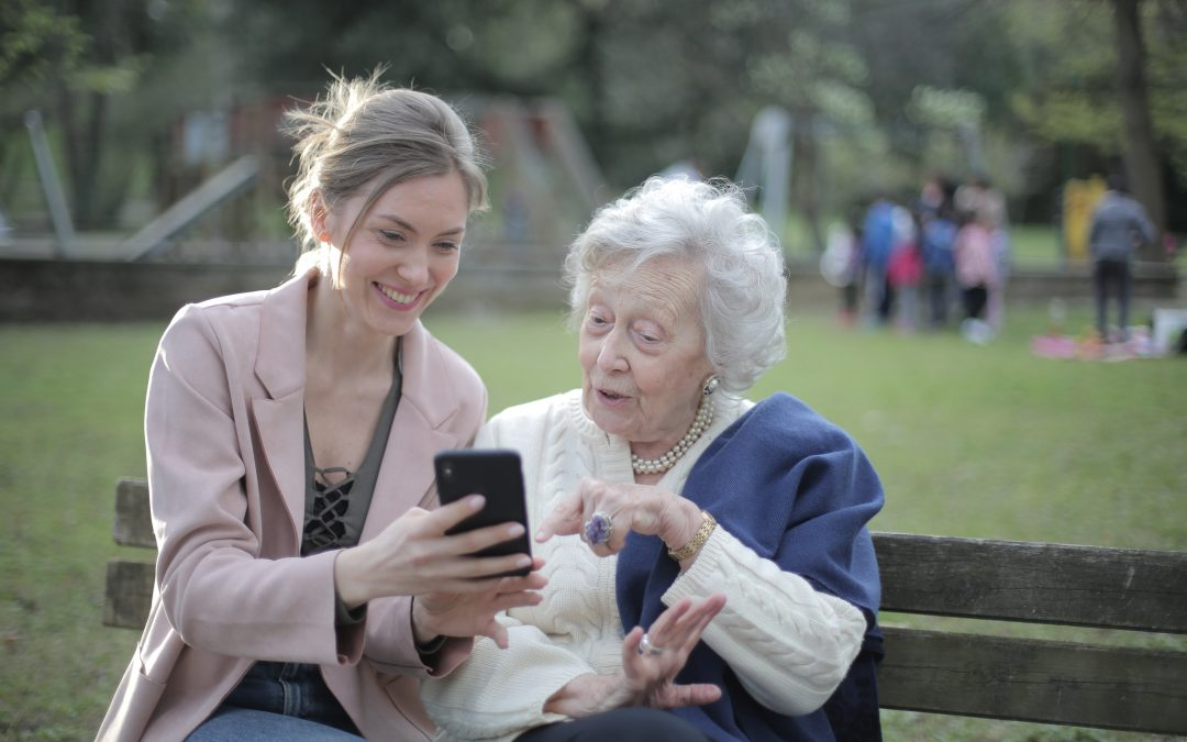 12 signs your ageing parents need help